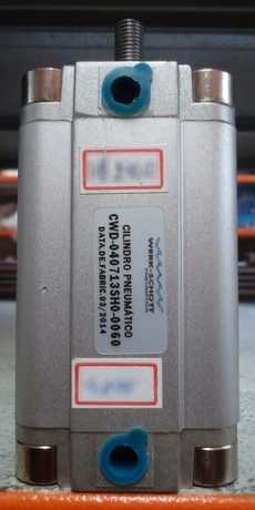 Cilindro pneumático (modelo: CWD040713SH00060)