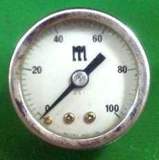 marca: MM escala: 100PSI estado: usado