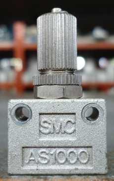 marca: SMC modelo: AS1000 estado: usado, bom estado