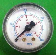 marca: SMC escala: 4BAR 0,4MPA estado: usado