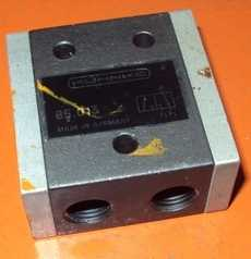 Válvula pneumática (modelo: 85013)