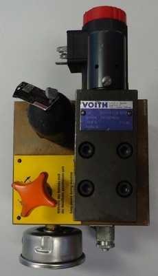 marca: Voith modelo: SLE021132150G5 modelo: seminovo