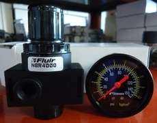 Regulador c/ manometro (modelo: NBR4000)