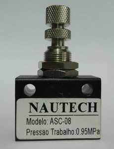 marca: Nautech modelo: 1/4X1/4 ASC08 estado: novo