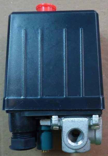 marca: Nuxi Fame <br/>modelo: PS1146 p/ compressor pequeno <br/>estado: novo