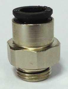 Conexão reta (modelo: 1/8X6)