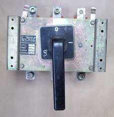 Chave seccionadora (modelo: 250A)