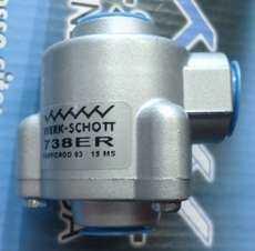marca: Werk Schott modelo: 738ER estado: nova