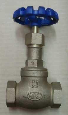 Válvula 2 vias (modelo: REF003 1pol)