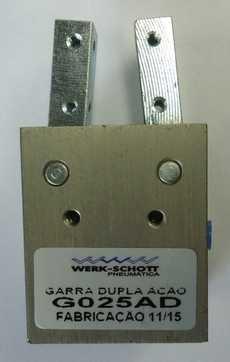 Garra pneumática (modelo: G025AD)
