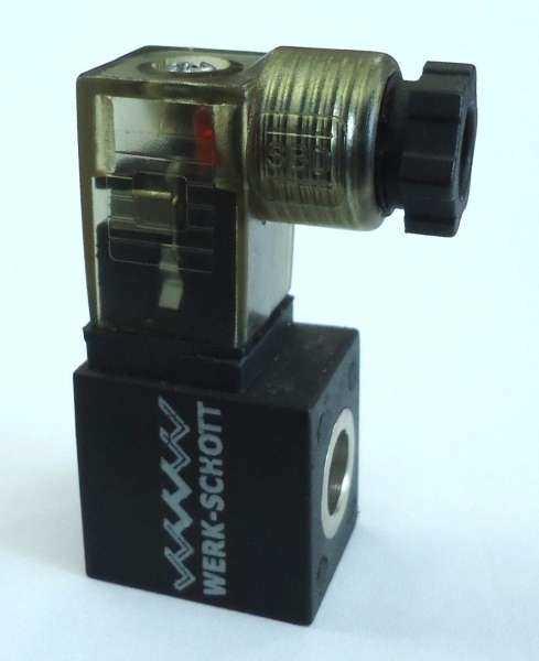 marca: WERK SCHOTT <br/>modelo: 220VAC mini <br/>estado: nova