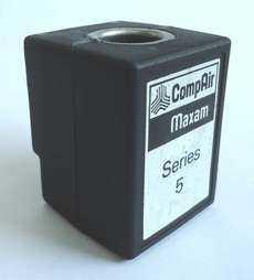 Bobina (modelo: 48VDC MAXAM) para válvula pneumática
