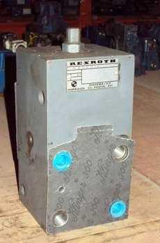 Válvula hidráulica (modelo: MG52F111)