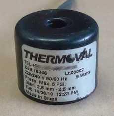 Bobina (modelo: 16346 220/240V 50/60HZ) para válvula pneumática