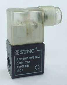 Bobina (modelo: AC110V) para válvula pneumática