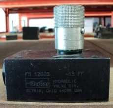marca: Parker modelo: FS1200S estado: seminova