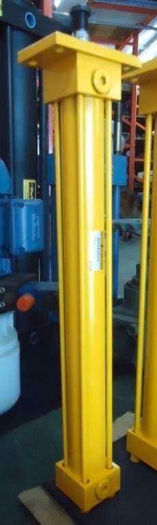 Cilindro hidráulico (modelo: 50X500mm)