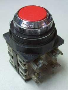 marca: Cema botão sem trava bloco com 8 contatos cores disponíveis: vermelho, preto estado: usado