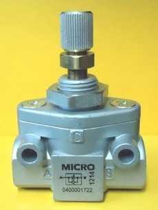 Regulador de fluxo (modelo: 1/2X1/2)