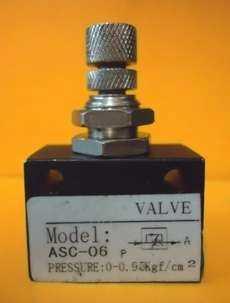 modelo: 1/8X1/8 ASC06 estado: seminovo
