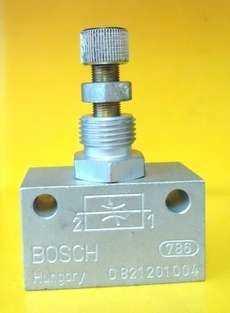 marca: BOSCH modelo: 1/8X1/8 0821201004 estado: usado