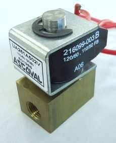 Válvula solenóide (modelo: UA261A502V)