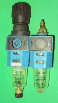 Conjunto lubrifil (modelo: FRC-3/8-S-B)
