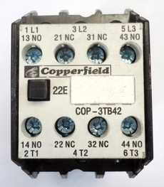 Contator (modelo: COP3TB42)