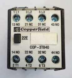 Contator (modelo: COP3TB40)
