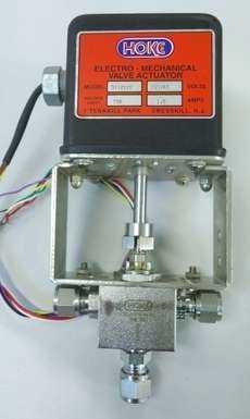 Válvula pneumática (modelo: 0112L2F)