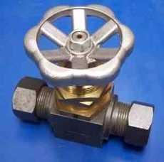 Válvula hidráulica 2 vias para alta pressão