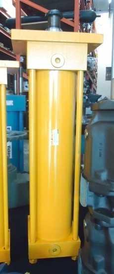 Cilindro hidráulico (modelo: 150X500mm)