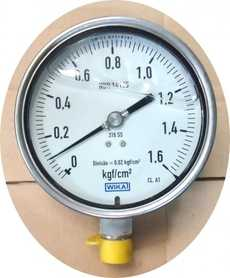 Manometro (escala: 1.6kgf/cm2)