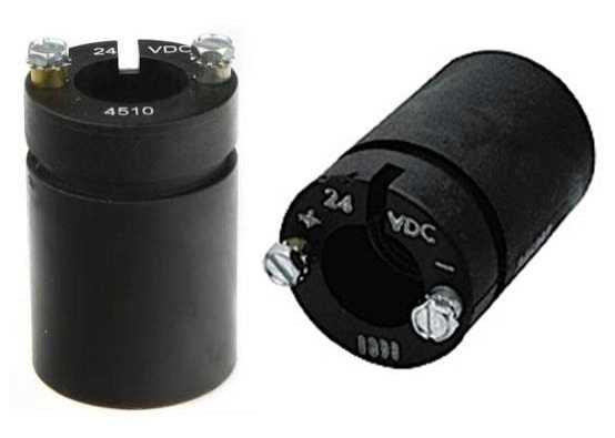 modelo: furo 13mm, comprimento 49,5mm, 12 ou 24V