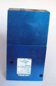 marca: Festo modelo: VLB334 estado: nova, s/ caixa