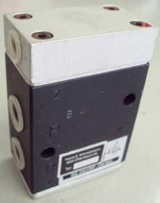 Válvula pneumática (modelo: SE361RF-08 NG)
