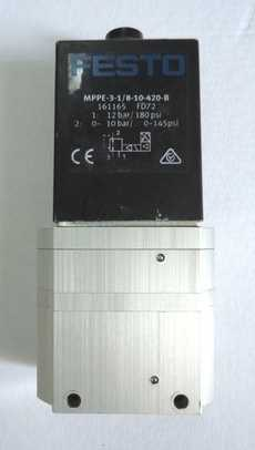 marca: FESTO modelo: MPPE31810420B 161165 FD72