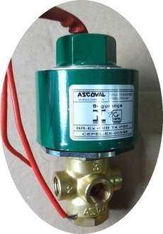 Válvula solenóide (modelo: 8320A090)