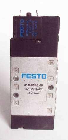 marca: Festo modelo: CPE10M1H5LM7 161868 direcional estado: usada