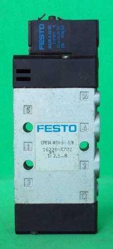 marca: Festo modelo: CPE14M1H5L18 direcional estado: seminova