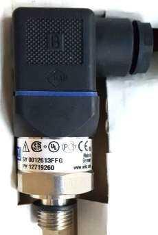 Transmissão de pressão (modelo: A10)