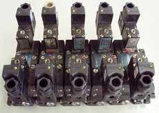 marca: Industrial Automation, bobinas Festo modelo das válvulas: VG25ERCERC estado: usado