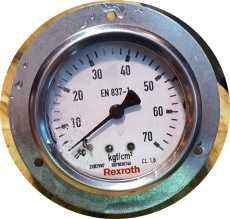 Manometro (escala: 70kgf/cm2)