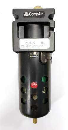 Filtro coalescente de odores (modelo: F101G04BJ rosca 1/2)