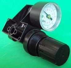 Regulador com manometro (modelo: R14145OL46797)