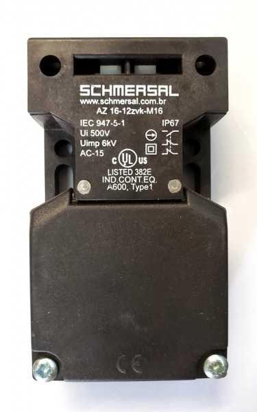 marca: SCHMERSAL<br/>modelo: AZ1612ZVKM16