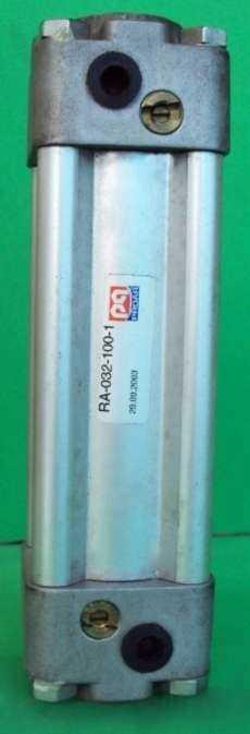 Cilindro pneumático (modelo: RA032-100-1)