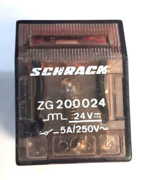 marca: SCHRACK <br/>modelo: ZG200024 <br/>estado: novo