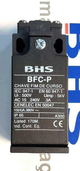 marca: BHS <br/>modelo: BFCP
