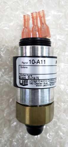 Pressostato (modelo: 10A11)